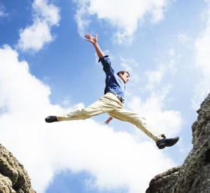 donnez-vous les moyens de tenter le grand saut.