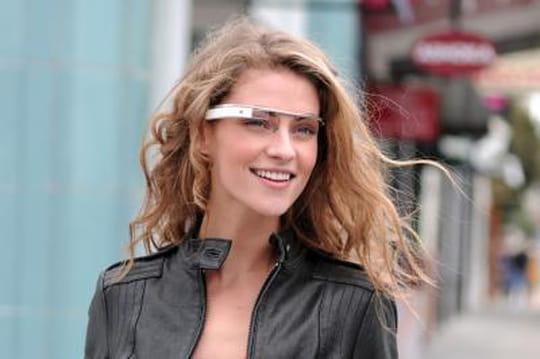 Les Google Glass donneront accès à un appstore spécifique