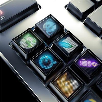 clavier à affichage dynamique