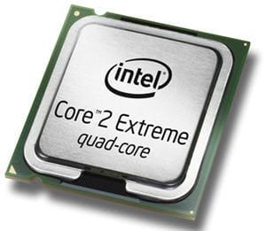 un processeur intel core 2 duo extreme