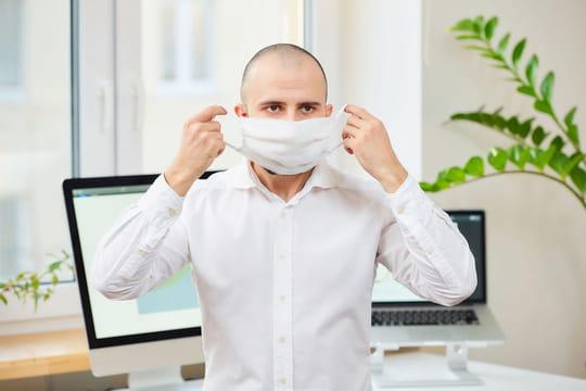 Protocole sanitaire en entreprise: quelles sanctions quand on enlève le masque?