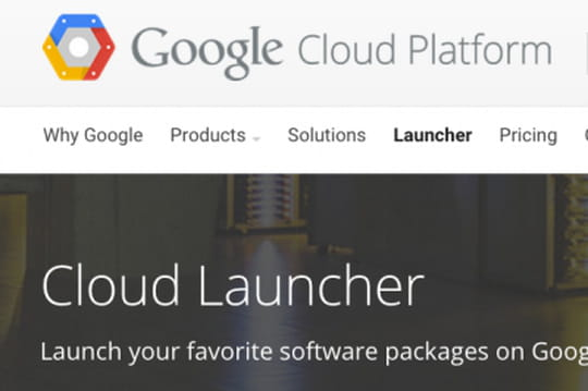 120 packages open source désormais déployables en 2 mn sur Google Cloud