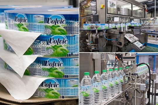 L'étiquetage des bouteilles