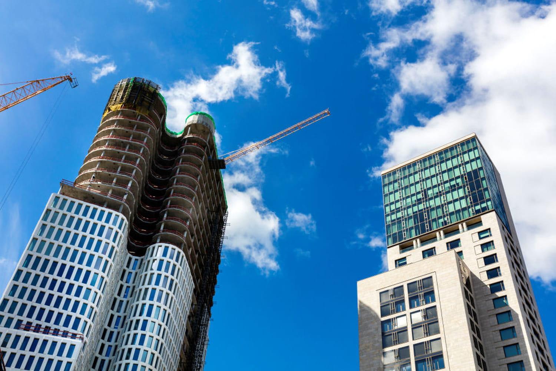 Les très généreux rendements de l'immobilier européen