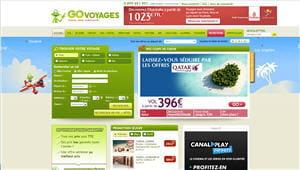 le site de go voyages,vend des vols, circuits, nuits d'hôtels,etc