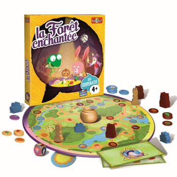a l'instar de 'la forêt enchantée', tous les jeux de la pme bioviva sont