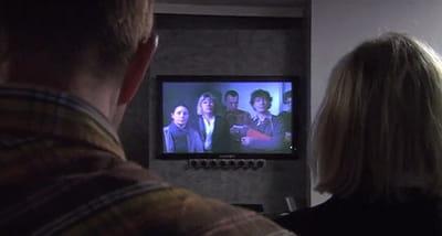 expérimentation du système de visioconférence 3d d'orange avec écran