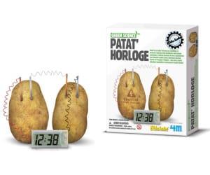 patat'horloge, 14,99 euros.
