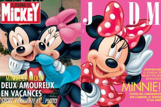 Le Journal de Mickey fête ses 80 ans avec un nouveau site web