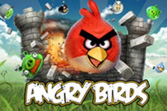 Le jeu Angry Birds se lance en télévision avec Roku
