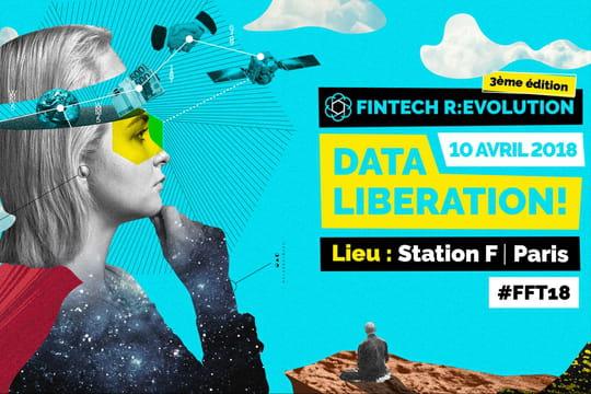 Fintech R:Evolution 2018se tiendra le 10avril à Station F
