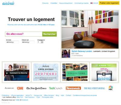 airbnb, l'original