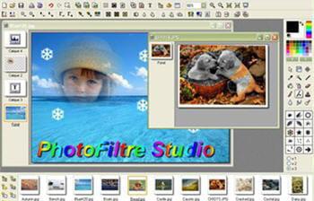 logiciel de filtre assez complet qui vous permettra de produire toutes sortes
