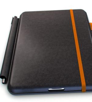 isketchnote commercialise une couverture d'ipad intelligente.
