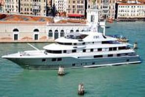 Les yachts des grands patrons
