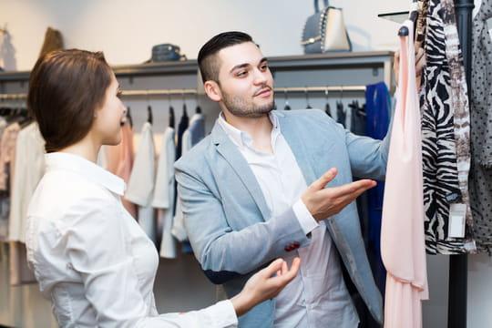 Lettre de motivation de vendeuse et vendeur (prêt-à-porter, luxe...)