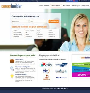 le site careerbuilder.