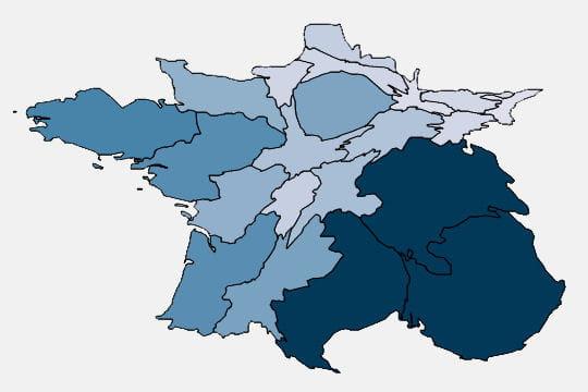 Nombre de résidences secondaires