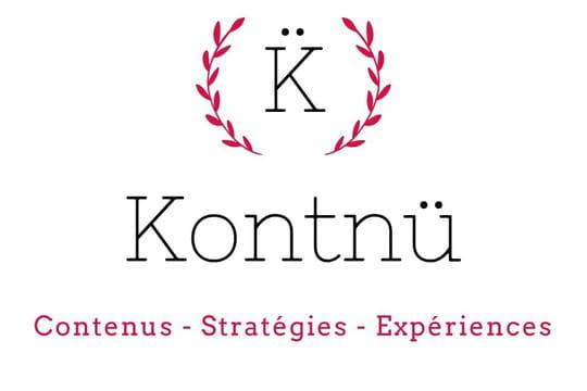 Kontnü: le rendez-vous du contenu se tient à Paris le 17janvier