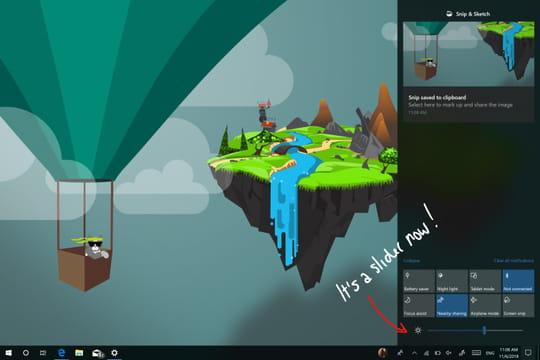 Windows10: après l'October2018Update, la mise à jour 19H1en vue