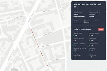 Avec Vialytics, l'entretien des routes tient dans la poche