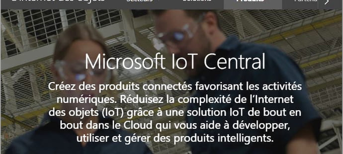 L'IoT as a Service, l'arme fatale deMicrosoft dans l'IoT