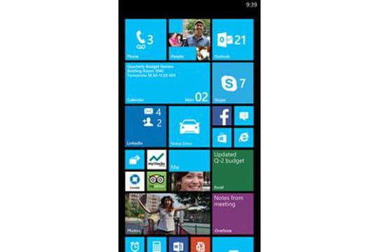 Les armes de Microsoft pour battre l'iPhone