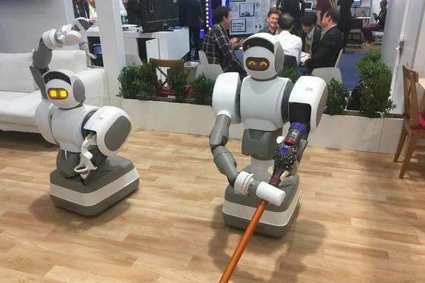Aeolus: le petit robot d'intérieur