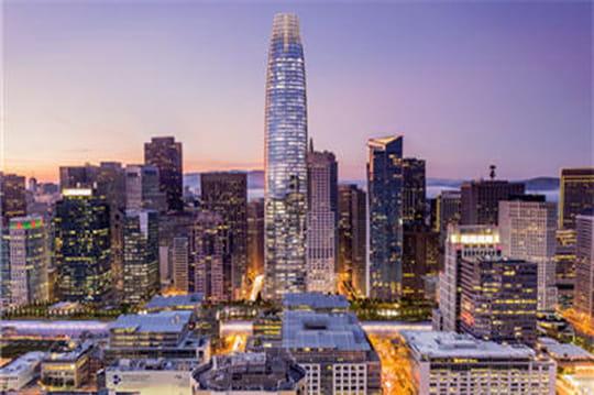 Nouveau siège de Salesforce : une tour à 690 millions de dollars