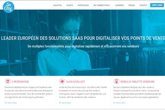 Info JDN : SoCloz lève 4 millions d'euros pour digitaliser les magasins