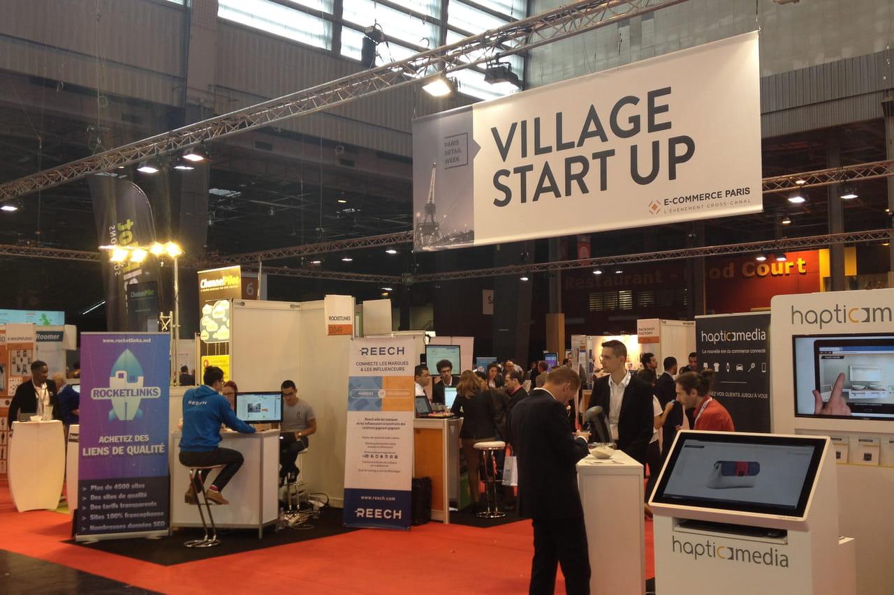 Les 5 start up les plus innovantes d e commerce paris 2015 - Salon e commerce paris ...