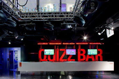le quizz bar du studio sfr