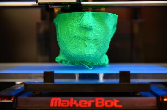 Impression 3D: MakerBot licencie encore