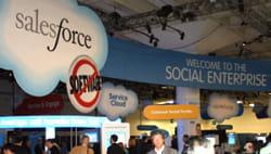 l'événement dreamforce 2011 s'est tenu à san francisco.