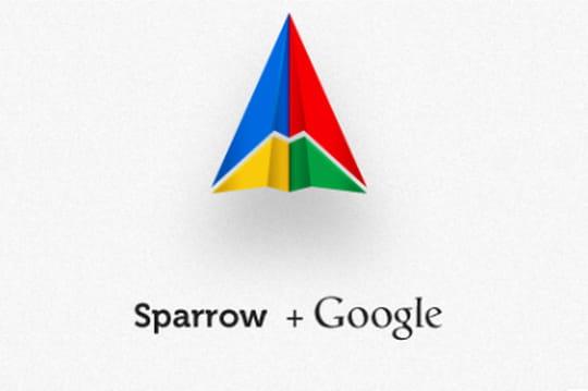 Google rachète Sparrow moins de 25millions de dollars