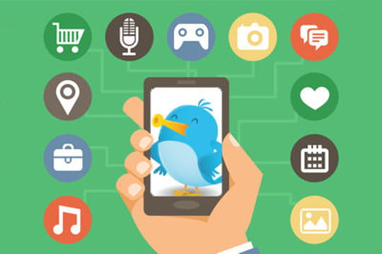 Promotion d'applications : Twitter sort l'artillerie lourde