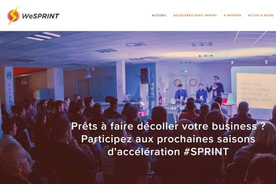 WeSprint lève 2,9millions d'euros pour accélérer les start-up du Sud de la France