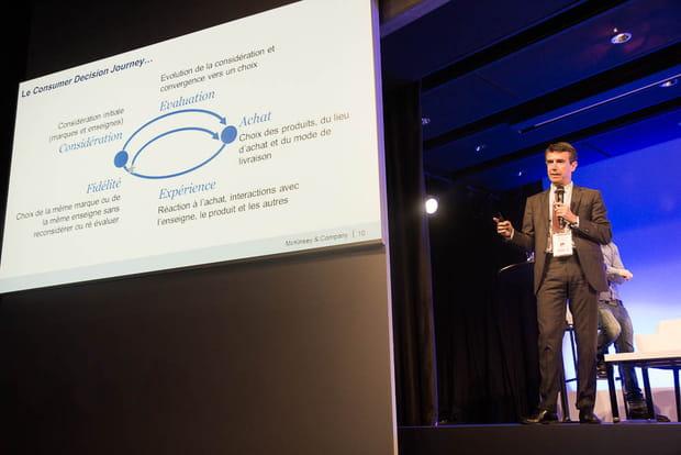 """McKinsey présente son """"consumer decision journey"""""""