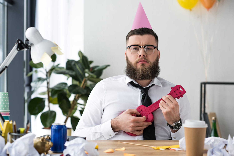 Modèle de lettre pour prévenir d'une fête