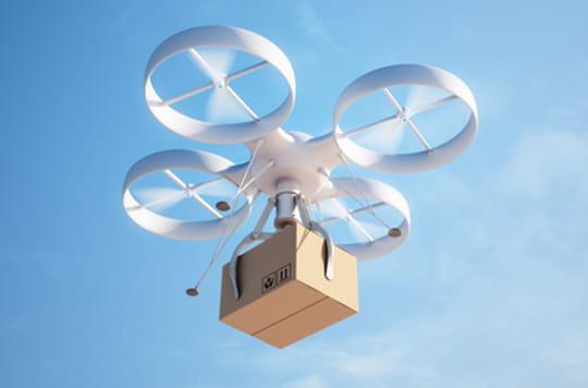 """Les drones d'Amazon """"sont plus des chevaux que des voitures"""""""