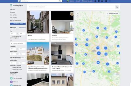 Facebook dans l'immobilier: les professionnels mitigés