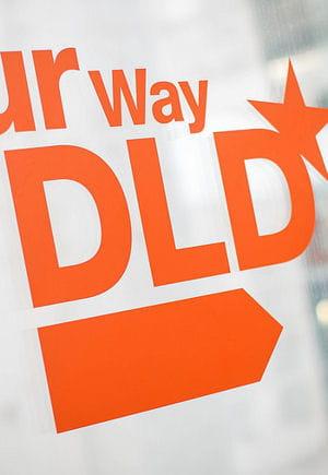 la conférence dld14 ('digital life design') s'est tenue àmunich du 19 au