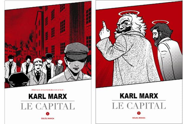 Le Capital en bande dessinée