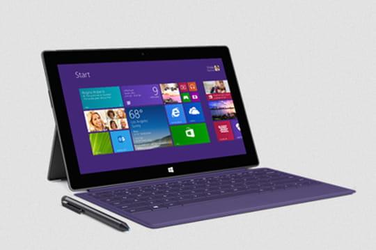 Surface3: Microsoft planche sur une tablette 7,5pouces