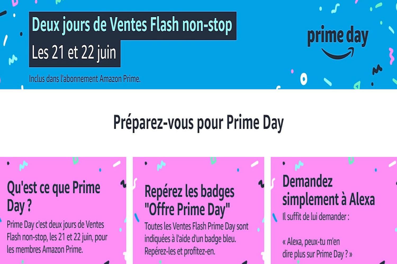 Prime Day 2021: dates et conseils pour bien en profiter