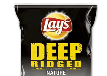 les consommateurs achètent en moyenne 6 paquets de chips lay's par an.