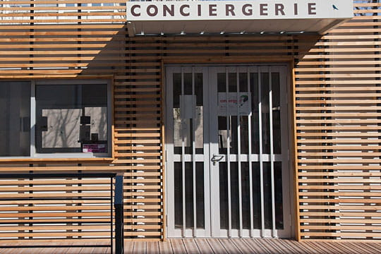 Evergreen : conciergerie