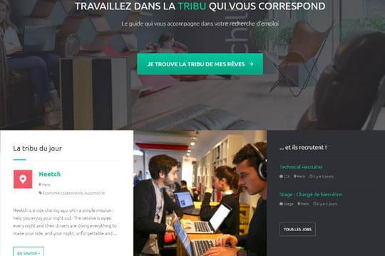 Welcome to the Jungle, le site qui permet de recruter la génération Z