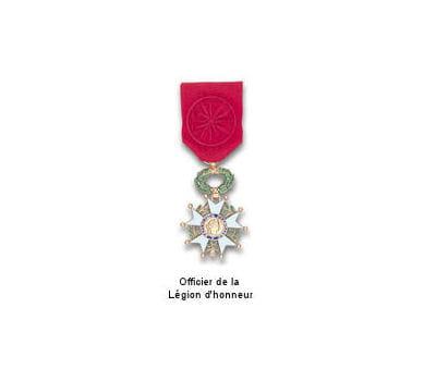 a l'image des positions de son groupe, bolloré collectionne les médailles
