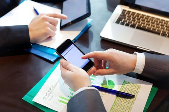 Demander un téléphone portable professionnel: modèle de lettre